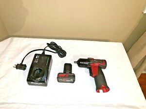 Ct761ao Snap On 14 4v 3 8 Dr Microlithium Cordless Impact Wrench Kit
