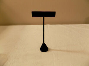 Earring Display Stand new Black