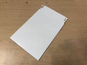 100 7 X 9 White Rigid Photo Mailers Self Seal Stay Flat Stayflats