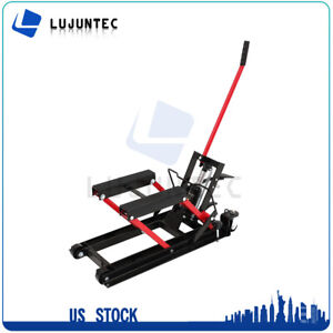 Hydraulic Shop Press 6ton Bench Top Mount Jegs 81518 W plates H frame Jack Stand