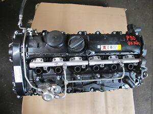 15 18 Bmw F30 F31 340xi B58b30 Engine Motor Complete Assembly 9k Miles Only