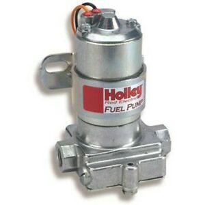 Holley Red Electric Fuel Pump 7 Lb Dunebuggy Vw