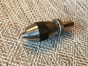 Albrecht Drill Chuck 0 3 16 Capacity Jacobs 1jt Mount Made In Germany