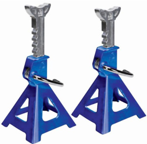 Aluminum Jack Stands 3 Ton 6 000 Lb Pair 2 Heavy Duty Car Truck Auto Free Ship