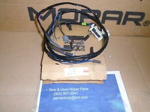 1969 Dodge Charger Coronet Plymouth Belvedere Satellite Nos 2926467 Wiring Loom