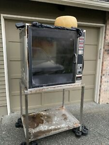 Henny Penny Scr 8 Rotisserie Oven W stand