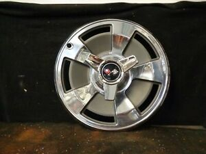 1966 Corvette Nos Spinner Hubcap In Box Ncrs Bloomington Gold Top Flite
