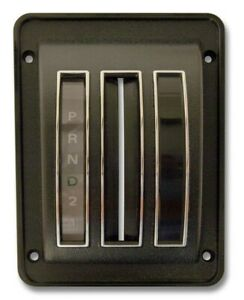 Shift Selector Dial Bezel 1971 1972 1973 Ford Mustang Auto Transmission