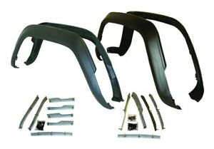 Fits Jeep Cherokee Xj Black Fender Front And Rear 5agkm