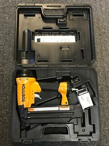 Bostitch Finish Nail Gun Model Fn16250 With Carry Case