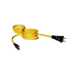 Battery Saver Universal 2 Prong 20 Ac Power Cable 1076