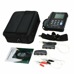 Mastech Ms5308 100khz Auto Ranging Digital Lcr Meter W serial Parallel Test