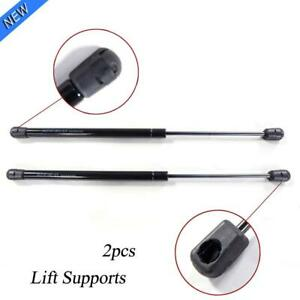 2qty For Universal Truck Camper Top Rear Window Lift Support Shock Strut