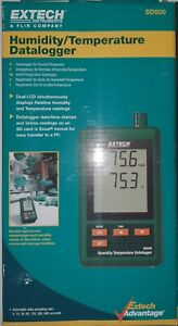 Extech Instruments Sd500 Humidity temperature Datalogger
