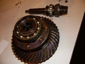 1977 Ford 1600 Diesel Farm Tractor Differential Assembly