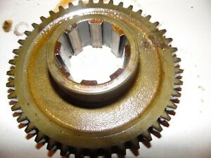 1977 Ford 1600 Diesel Farm Tractor Transmission Fixing Gear a 43 t