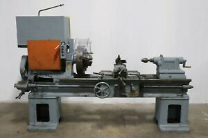 Vintage Lodge Shipley 22 X 44 Engine Lathe
