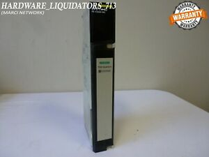 Used Schneider 140cps11100 Modicon Fast Shipping