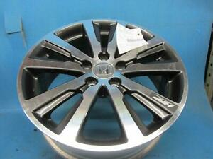 2012 2013 Honda Civic Wheel 18x7 Alloy 5 Double Spoke W Cap Oem