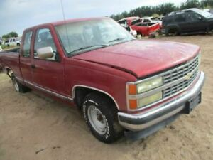 Manual Transmission 2wd Fits 88 92 Chevrolet 1500 Pickup 80781