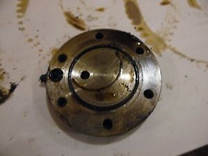 1977 Ford 1600 Diesel Farm Tractor 3 Point Lift Piston Cover