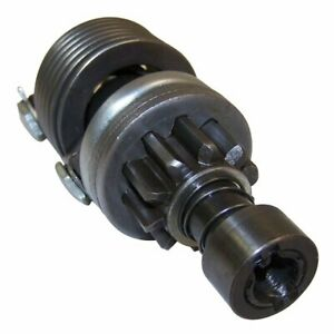 Fits Jeep Willys Mb Cj 2a Engine Starters Rebuild Parts A17702