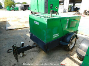2010 Gorman rupp Pa4e71c 3tnv88 su 4 Towable Diesel Water Prime Aire Quiet Pump