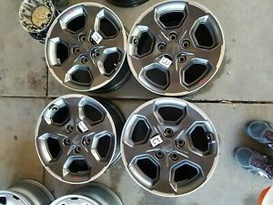 2020 Jeep Gladiator Rubicon Factory Stock Wheels Rims Set Of4 Free Shipping