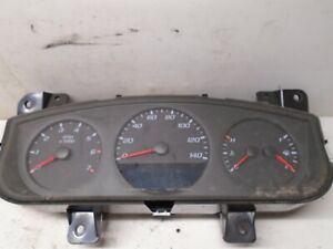 2006 Chevy Impala Speedometer Instrument Cluster Oem 15867383