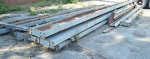 6 Lot Structural Steel I beams From 29 18 Building Construction Industrial