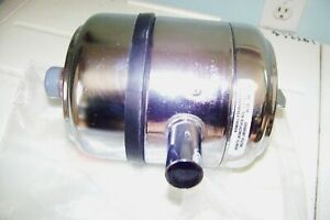 New Welch Rietschle Thomas 1417a Vaccum Pump Exhaust Canister Filter Cheap