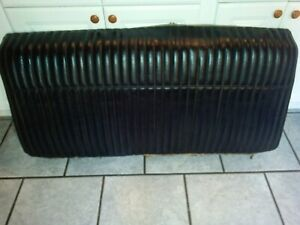 1970 1971 1972 monte Carlo chevelle 2 door rear seat top black oem