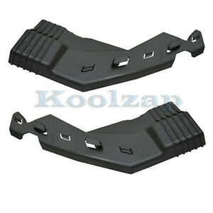 For 16 19 Tucson Front Bumper Cover Upper Mounting Brace Bracket Lh Set Pair