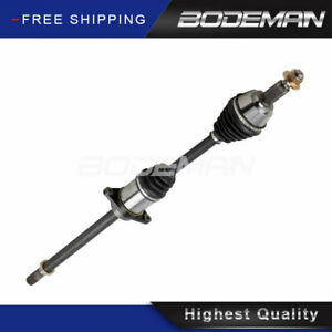 Fwd Front Passenger Cv Axle Shaft For 2009 2010 2011 2012 2014 Nissan Murano