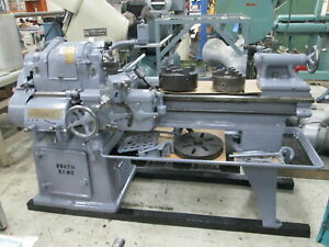 Southbend Cl 155c 16 Swing 33 between Centers Engine Lathe W 5c Collet Holder