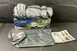 Rightline Gear 110761 6 Foot Mid Size Long Truck Tent 6 Tall Bed