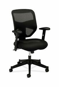 Hon Prominent High Back Work Chair Mesh Computer Chair For Office Desk Blac