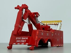 1 64 Speccast Parts Red Wrecker Tow Truck Body