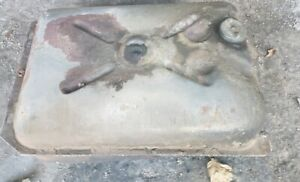Ford 8n Tractor Gas Tank 9n 2n Fuel Tank Part With Bolts And Gas Cap