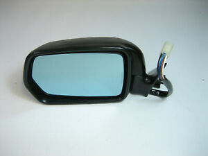Vintage Volvo 240 Turbo Left Side View Power Mirror Rare Oem Nos 1254628