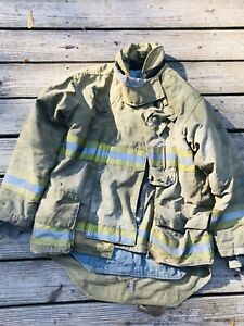 Morning Pride Firefighter Turnout Gear Jacket coat Size 42