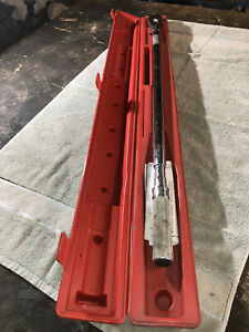Snapon 3 4 In Torque Wrench Qd4r600