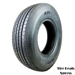 1 one New St235 85r16 Advance Gl285t Pr 14 Trailer Tire 2358516 R16 Pn 88142g