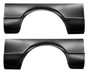 Complete Rear Wheel Arch For 67 72 Chevrolet Pickup Truck Ck Gmc Pair