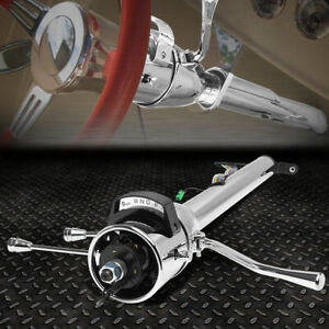 For 55 59 Chevy Gm Hot Rod 28tilt At Automatic Style Steering Column Shifter