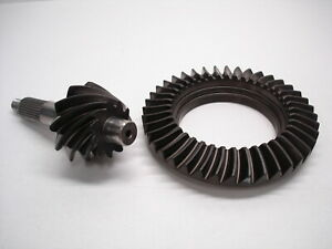 Nascar Ford 9 Xtrac 3 64 Light Weight Scalloped Ring Pinion Gear Set Edm 771