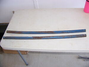 1973 Plymouth Duster Inside Roof Headliner Trim Oem