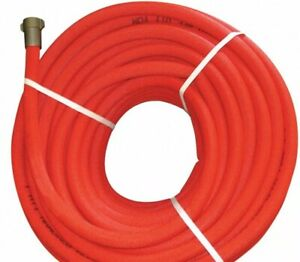 Armored Reel G541armre50n Booster Fire Hose 50 Ft Red