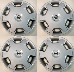 4 New Hubcap 15 Fits 2007 2013 Nissan Versa Cube Wheel Cover 53072