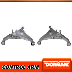 Dorman Rear Lower Left Right Control Arms For Ford Expedition 2003 2006